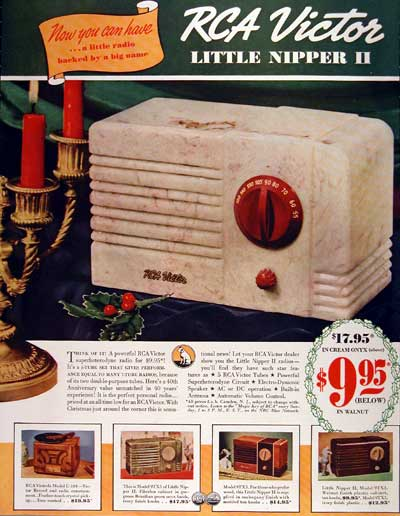 1938 RCA Little Nipper #002701