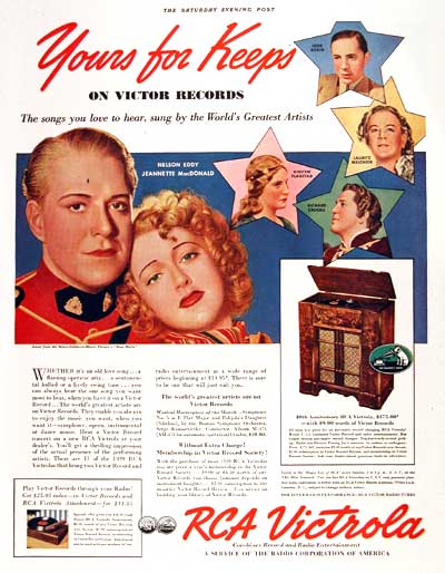 1938 RCA Victor #002710