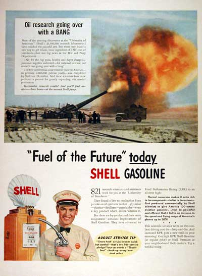Car Search Usa >> 1941 Shell Gasoline Research Classic Vintage Print Ad