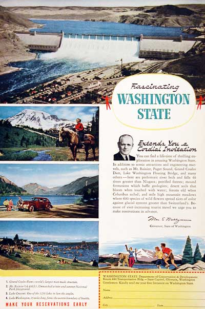 1946 Washington State #003899