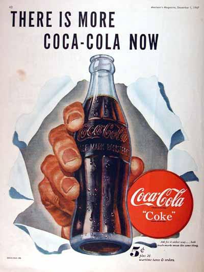 1947 Coca Cola #002555
