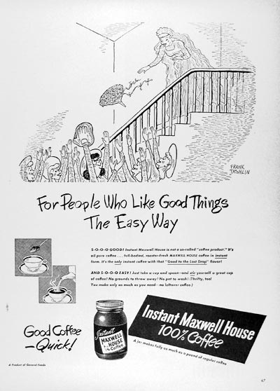 1948 Maxwell House Coffee #024353