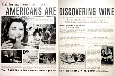 1953 California Wines #004058