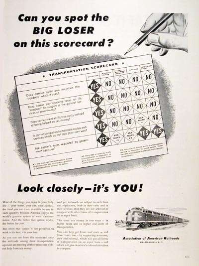 1955 American Railroad Association #006846