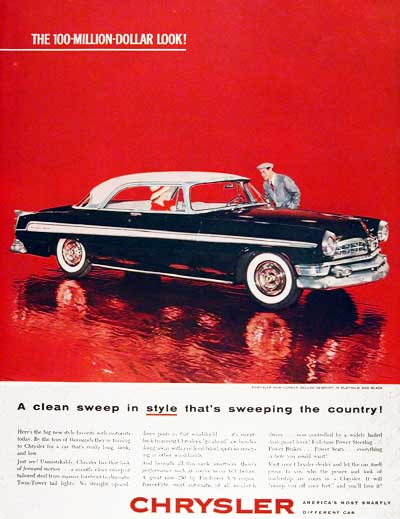 1955 Chrysler New Yorker #003807
