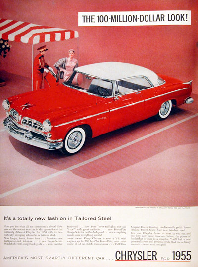 1955 Chrysler Windsor Nassau #006823