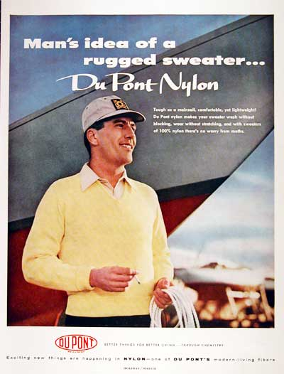 Dupont Nylon Is 92