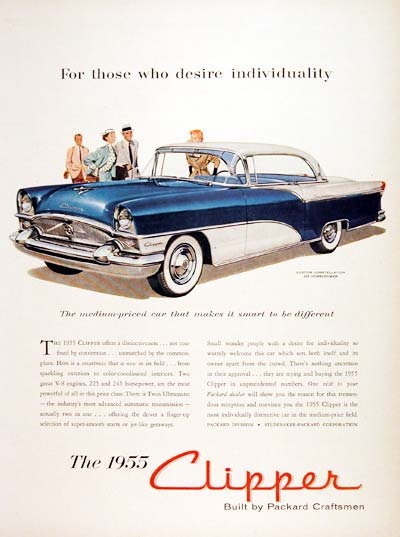 1955 Packard Clipper #007704