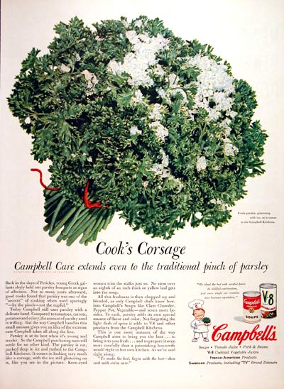 1956 Campbell's Soup #006678