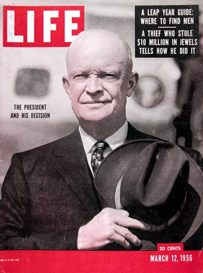 the early life and times of dwight d eisenhower Dwight david eisenhower (1890-1969)  early life and family edit  dwight d eisenhower school of freehold township was officially opened.