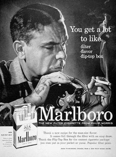 1956 Marlboro Man #006952