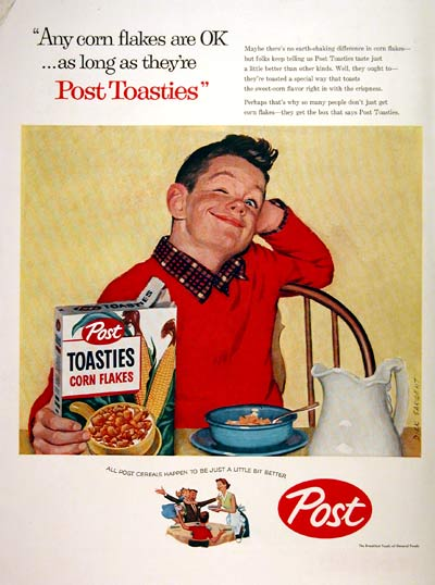 1957 Post Toasties #006847