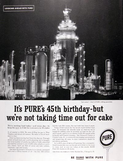 1959 Pure Oil Company #018801