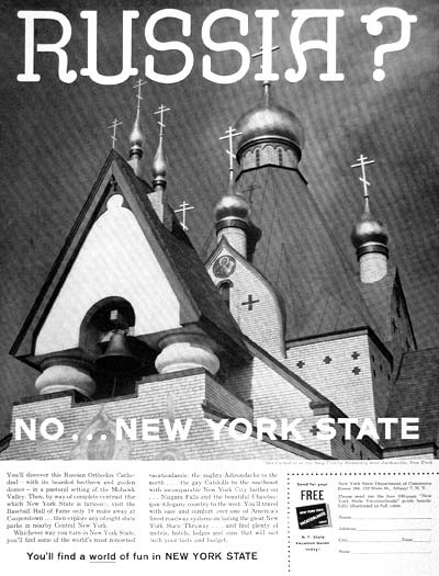 1960 Visit New York State