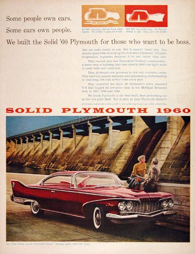 1960 Plymouth Fury Coupe #004299