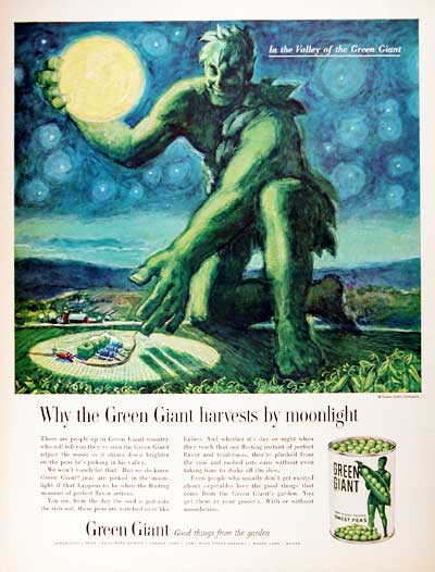 1962 Green Giant