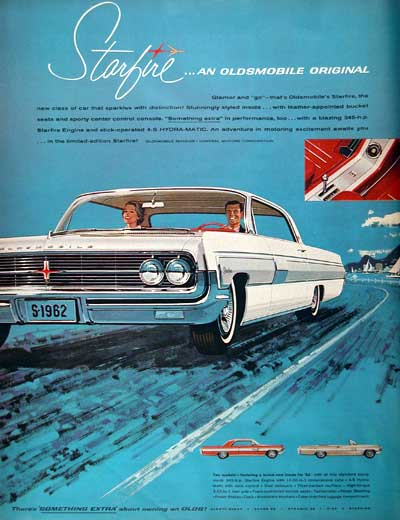 1962 Olds Starfire #001888