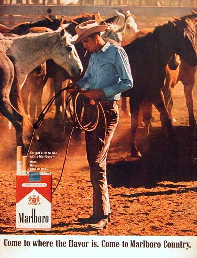 1966 Marlboro Country #002543