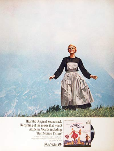 1966 The Sound of Music