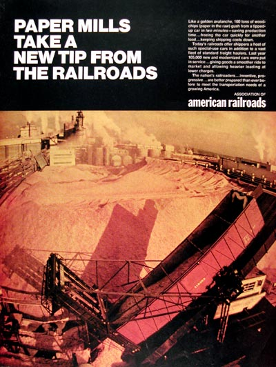 1967 American Railroad Association #025156
