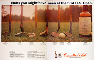 1967 Canadian Club - U.S. Open #004292
