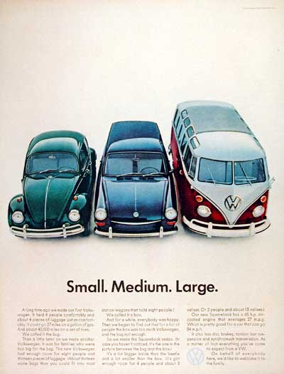 1967 VW Beetle Squareback Bus #004239
