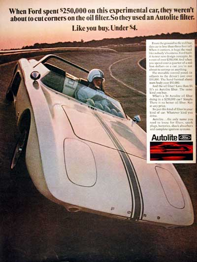 1968 Ford Concept #001864