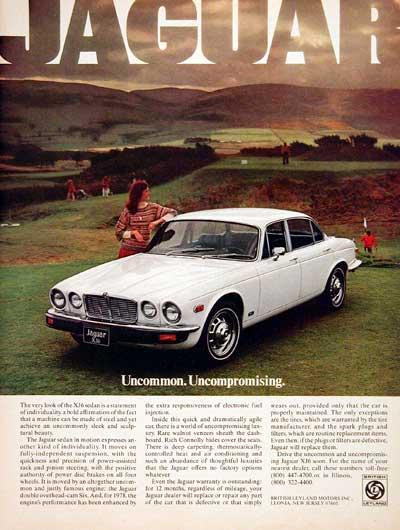 Jaguar XJ-6 4.2 (1978)