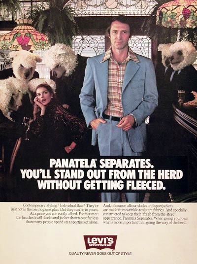 1978 Levi's Sportswear #005507