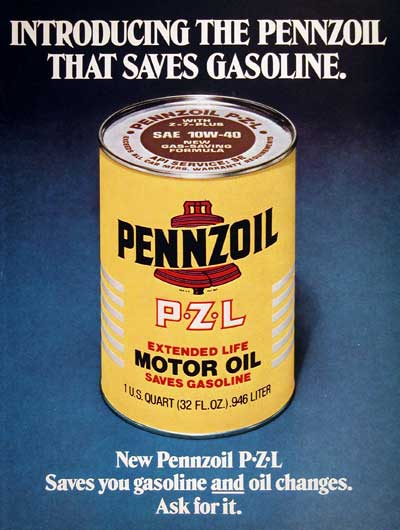 Motor oil pennzoil rachael edwards for Msds motor oil all grades
