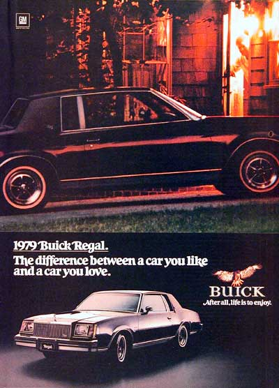 1979 Buick Regal #004165
