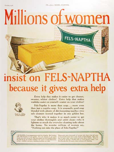how to make fels naptha soap