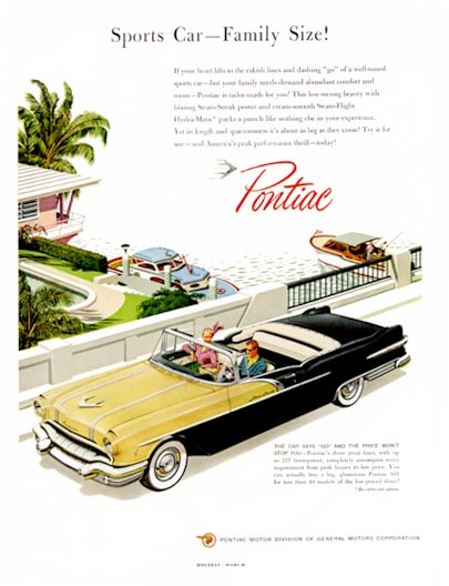 1956 Pontiac Star Chief 2 door
