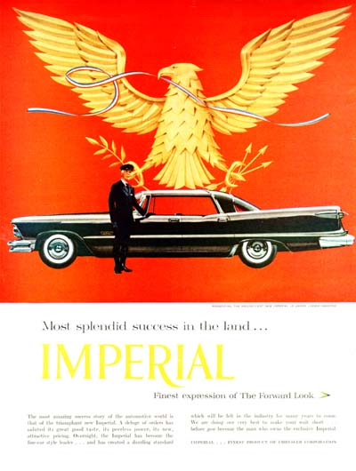 1958 Chrysler Imperial #000799