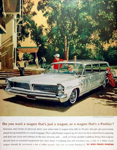 1963 Pontiac Catalina Wagon