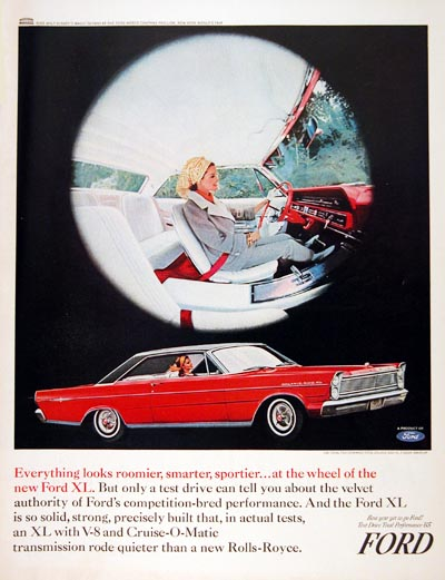 1965 Ford Galaxie #001126