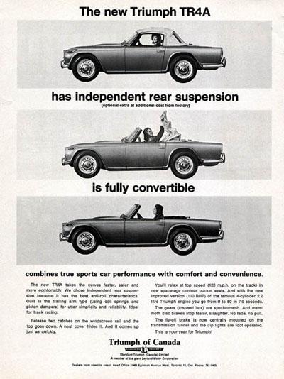 TR4/4A TR4 build [Archive] - British Car Forum