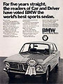 1972 BMW Coupe