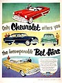 1954 Chevrolet Bel Air Line