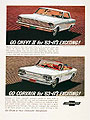 1963 Chevrolet Corvair & Chevy II
