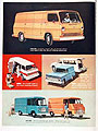 1964 Chevrolet Van Fleet