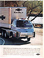 1966 Chevrolet Turbo Titan Semi Tractor Trailer