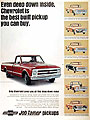 1968 Chevrolet Fleetside Pickup Truck