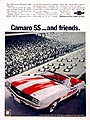 1969 Chevrolet Camaro SS Convertible Indy Pace Car