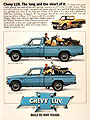 1979 Chevy LUV Pickup Truck