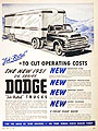 1951 Dodge Semi Trucks