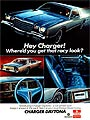 1975 Dodge Charger Daytona