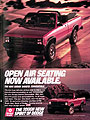 1989 Dodge Dakota Convertible Truck