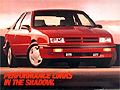 1989 Dodge Shadow ES