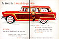 1956 Ford Country Squire Wagon
